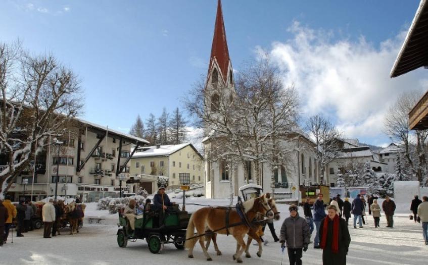 Ski Holidays Seefeld
