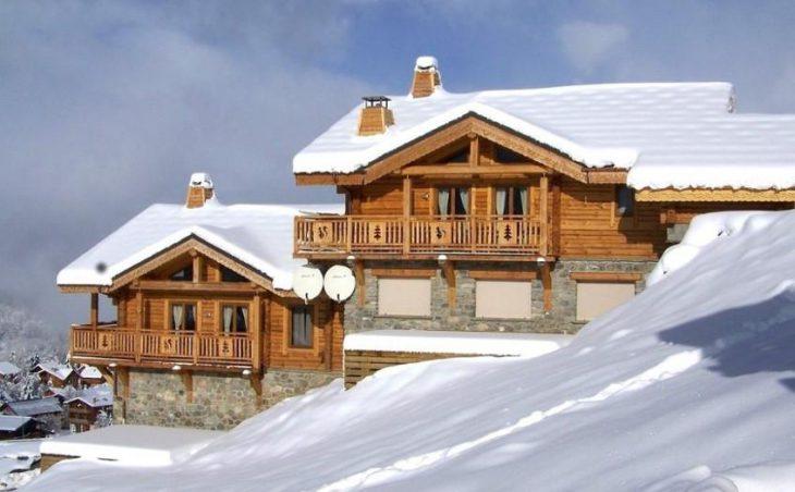Chalet Leslie Alpen, Les Deux Alpes, External 2