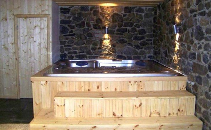 Chalet Leslie Alpen, Les Deux Alpes, Hot-tub 2