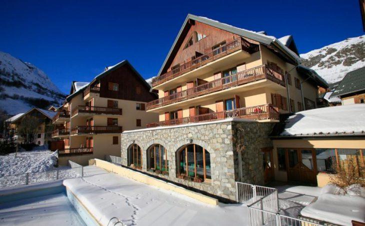 Ski Residence Les Sybelles in St Sorlin d'Arves , France image 2
