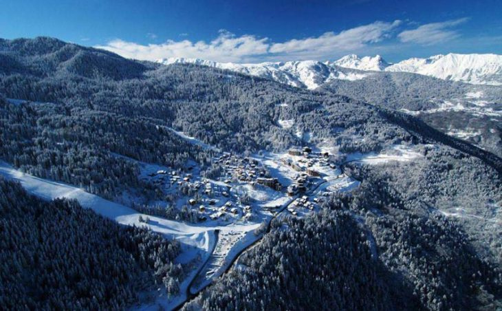 La Tania in mig images , France image 6