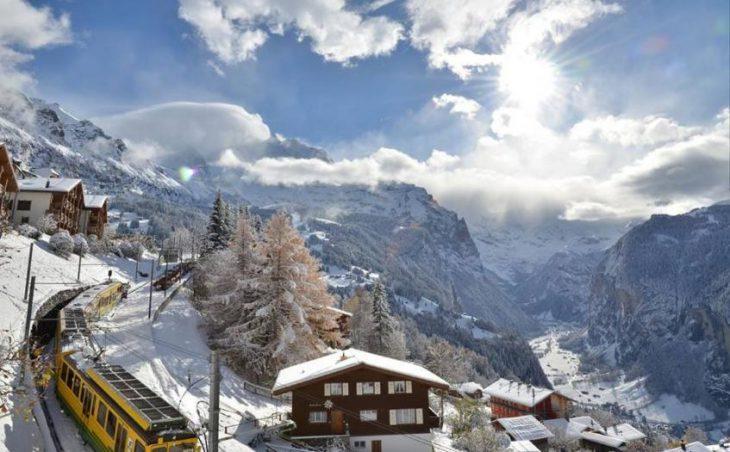 Wengen in mig images , Switzerland image 5