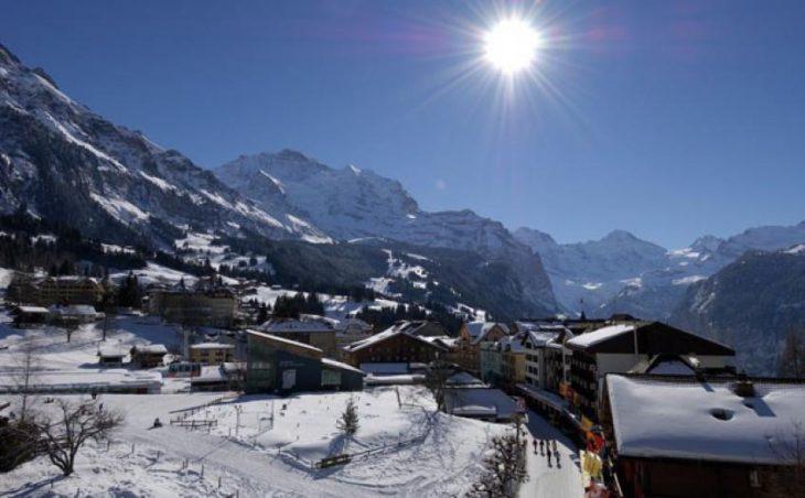 Wengen in mig images , Switzerland image 6