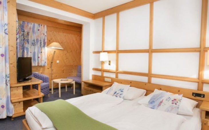 Hotel Glemmtalerhof, Hinterglemm, Bedroom