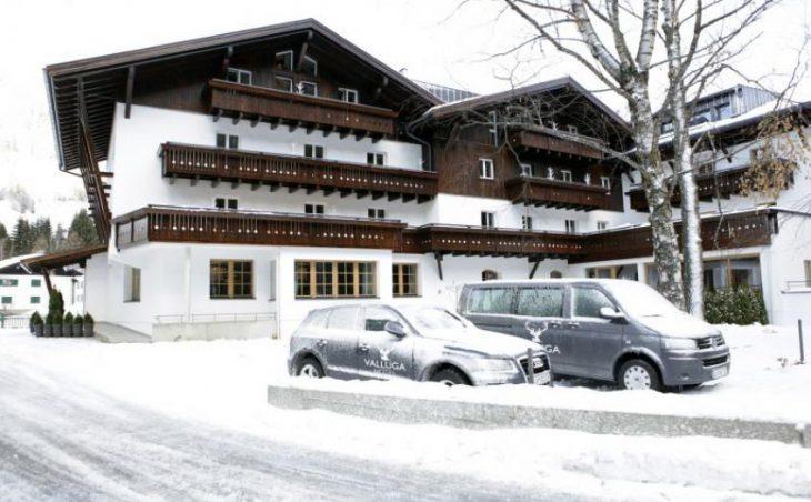 Valluga Hotel in St Anton , Austria image 1