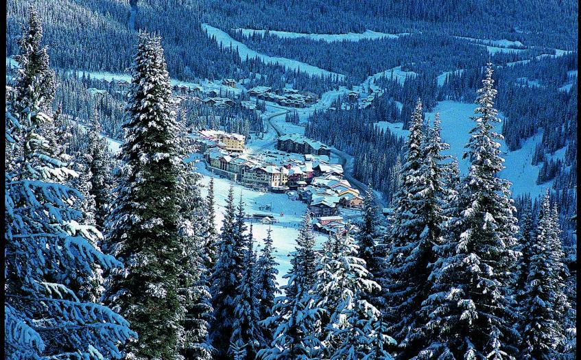 Ski Holidays Sun Peaks