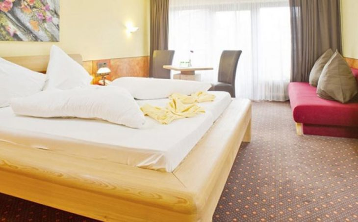 Hotel Hochfilzer, Ellmau, Bedroom