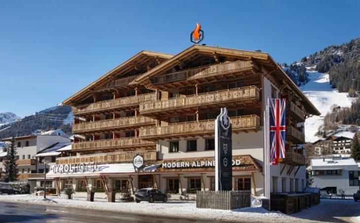 Hotel Raffl's Tyrol in St Anton , Austria image 1