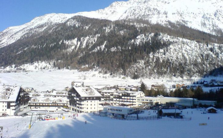 La Thuile in mig images , Italy image 2