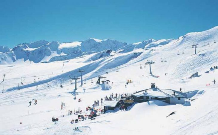 La Thuile in mig images , Italy image 1