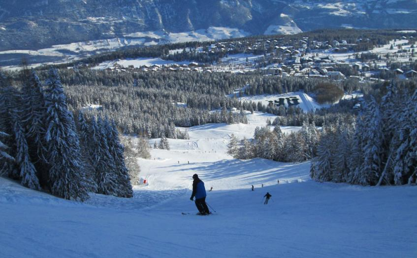 Ski Holidays Crans Montana