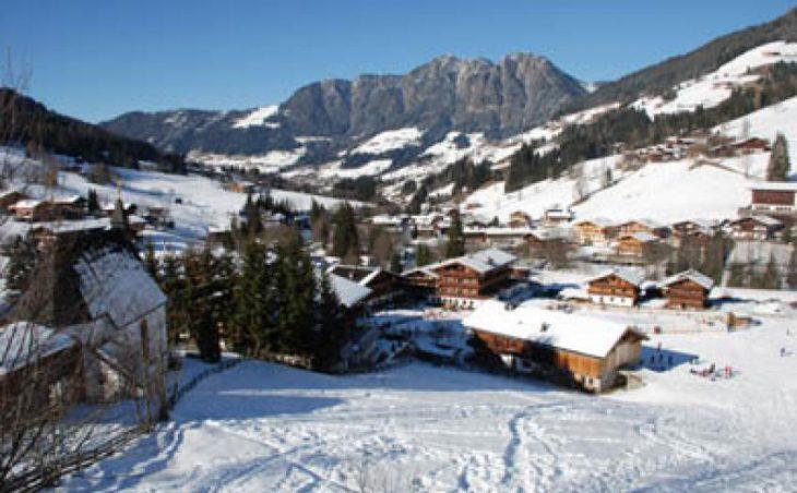 Alpbach in mig images , Austria image 1