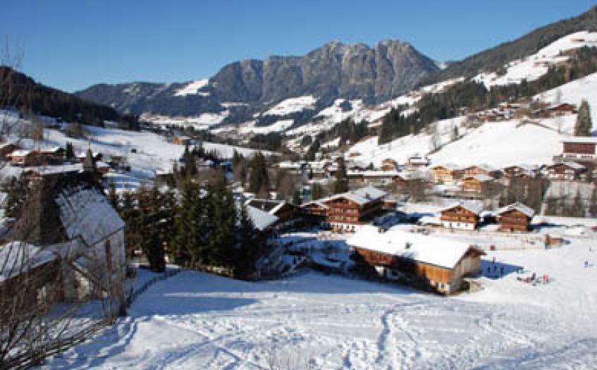 Ski Holidays Alpbach