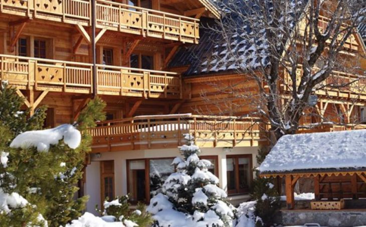 Hotel Chalet Mounier in Les Deux-Alpes , France image 2