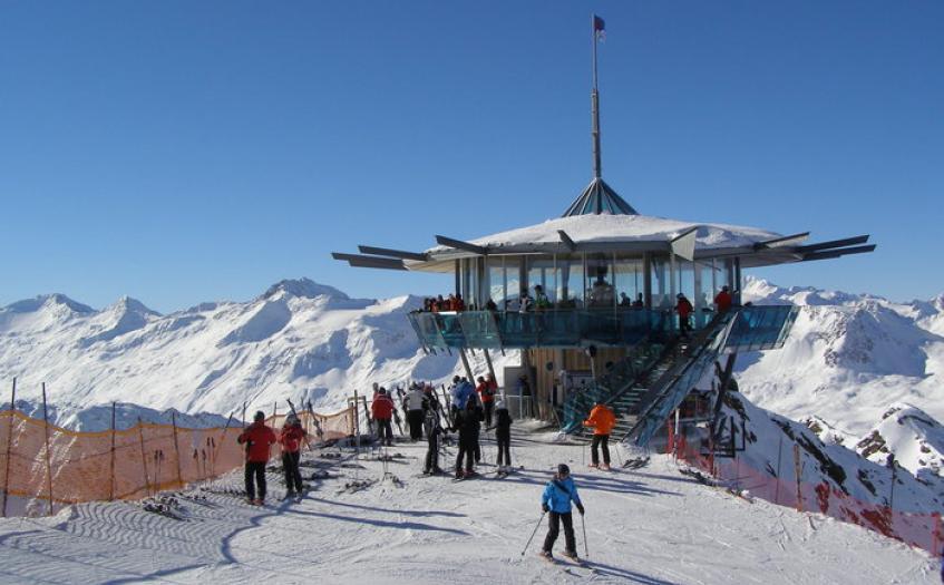Ski Holidays Obergurgl