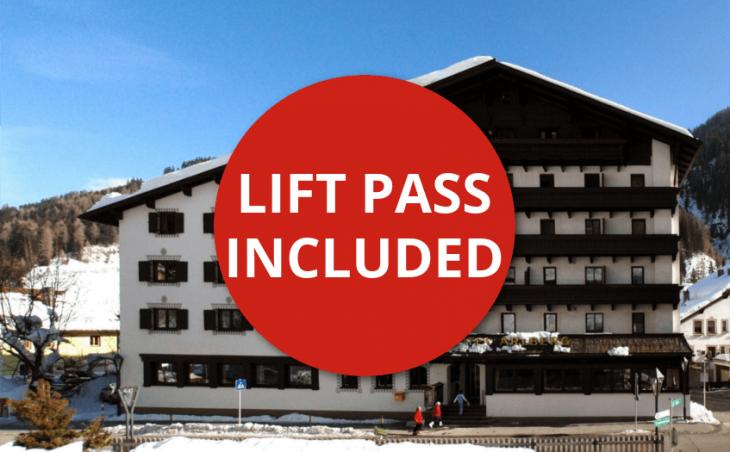 Hotel Arlberg in St Anton , Austria image 1
