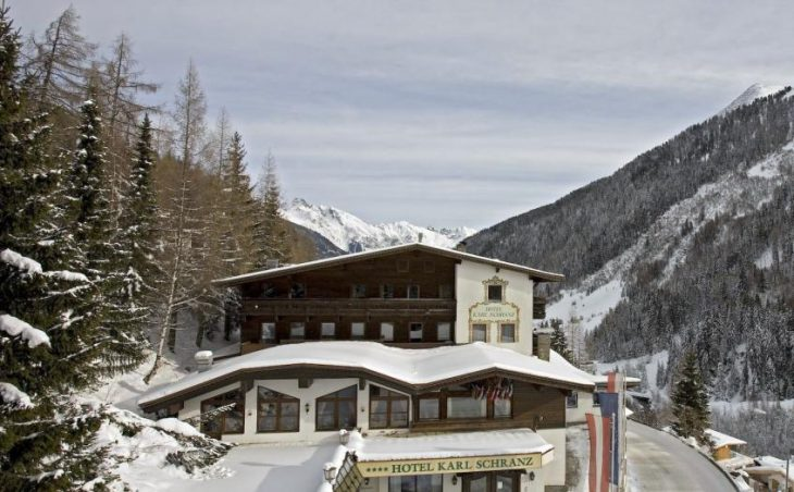 Karl Schranz Hotel in St Anton , Austria image 2