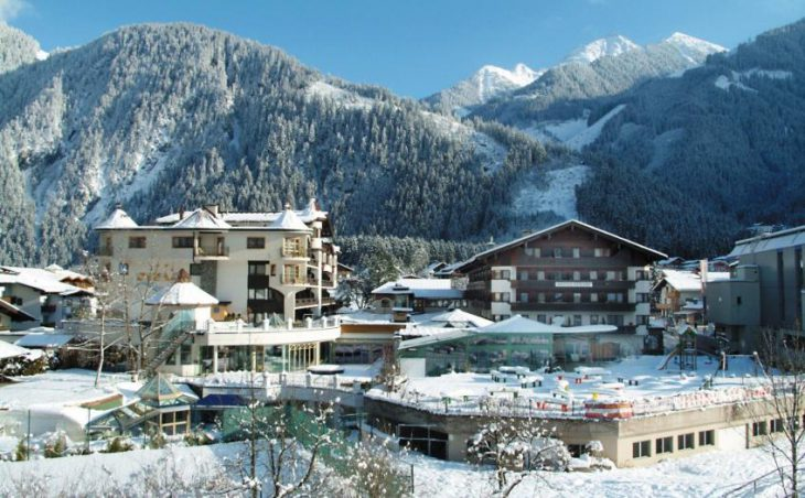 Fun & Spa Hotel Strass in Mayrhofen , Austria image 2