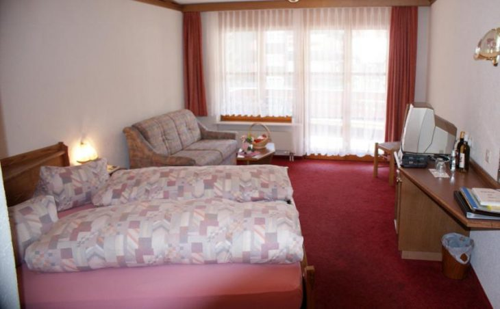 Hotel Garni Imseng in Saas Fee , Switzerland image 3