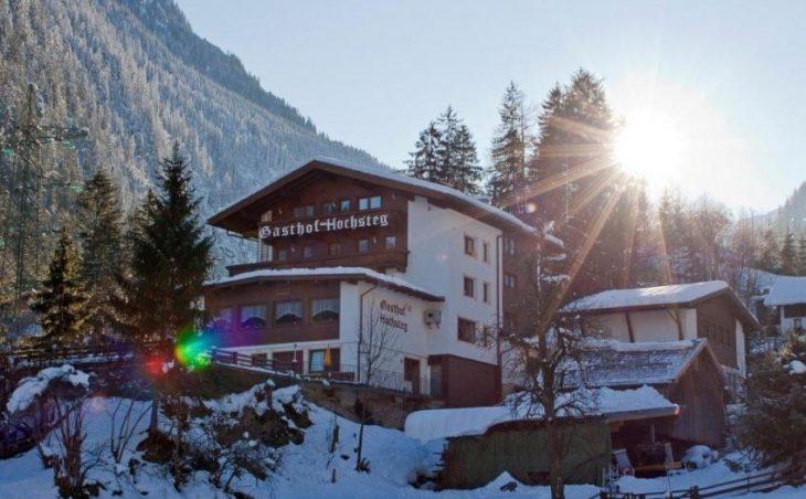 Gasthof Hochsteg in Mayrhofen , Austria image 2