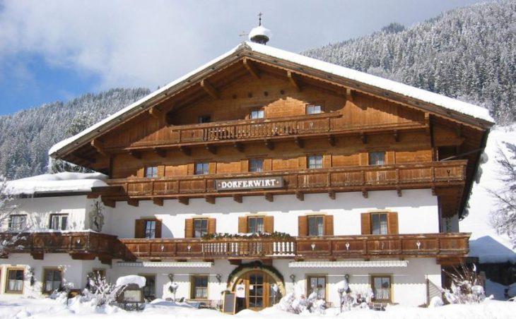 Landgasthof Dorferwirt in Oberau , Austria image 2