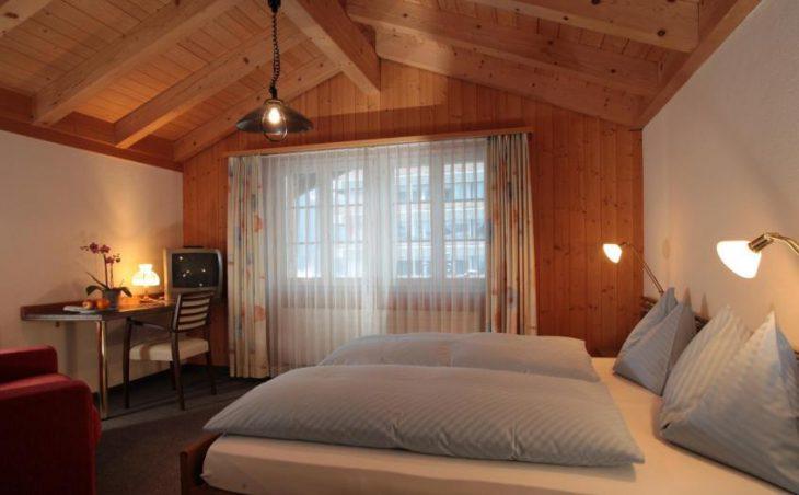 Hotel Steinbock, Grindelwald, Bedroom