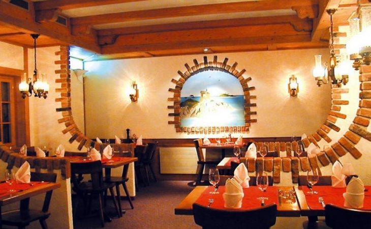 Hotel Steinbock, Grindelwald, Dining Area
