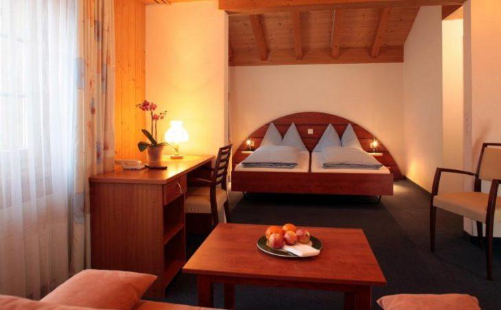 Hotel Steinbock, Grindelwald, Bedroom 2
