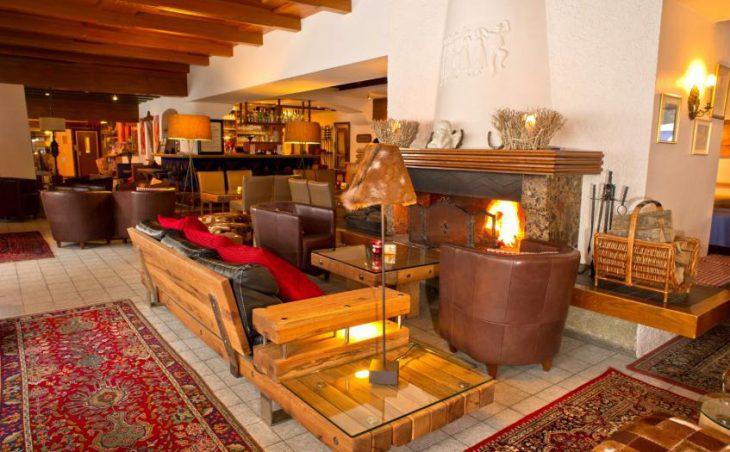 Aktiv Hotel Hochfilzer, Ellmau, Lounge
