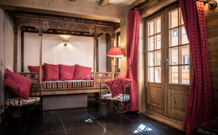 Chalet Apartment Vieille Forge in Courchevel , France image 4