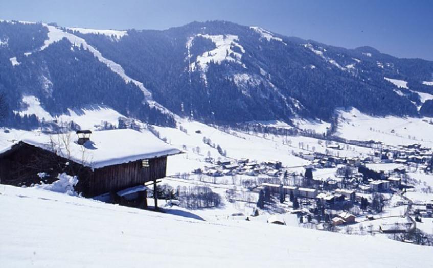 Ski Holidays Niederau