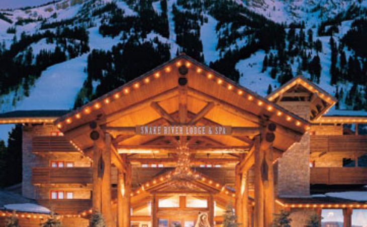 The Snake River Lodge & Spa in Jackson Hole , United States image 1