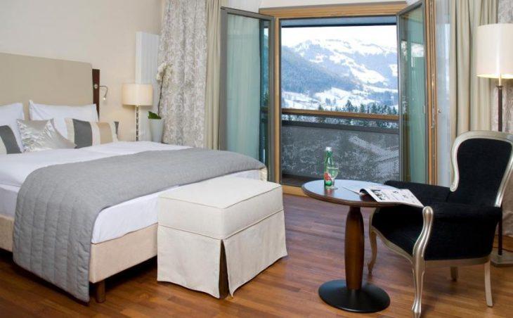 Ski Hotel Schloss Lebenberg in Kitzbuhel , Austria image 3