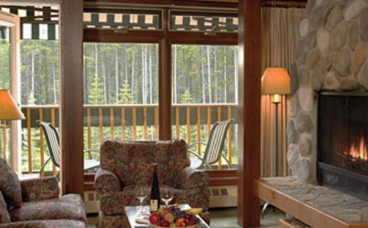 The Post Hotel in Lake Louise , Canada image 3