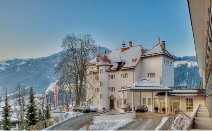 Ski Hotel Schloss Lebenberg in Kitzbuhel , Austria image 2