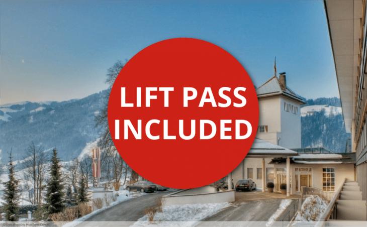 Ski Hotel Schloss Lebenberg in Kitzbuhel , Austria image 1