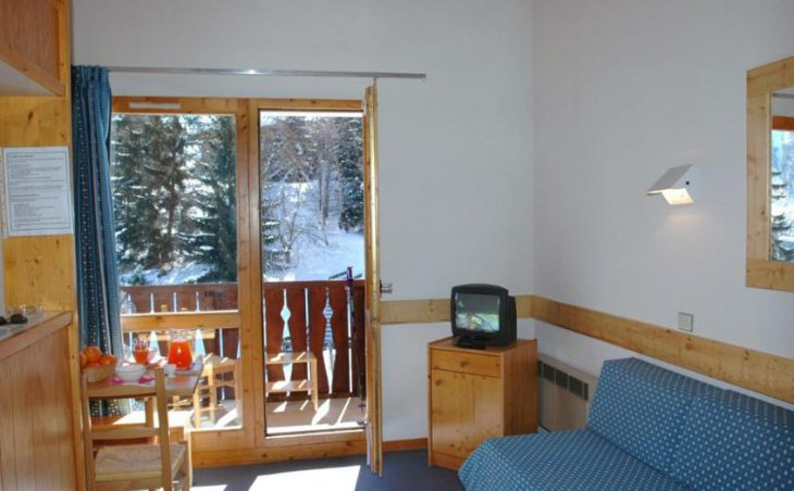 Ski Residence Les Brigues in Courchevel , France image 5