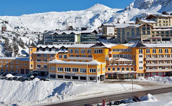 Hotel Steiner, Obertauern, External