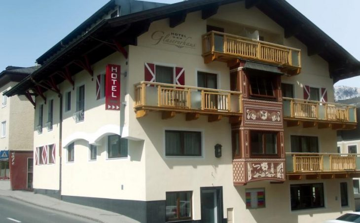 Hotel Glaserer Haus in Zell am See , Austria image 2