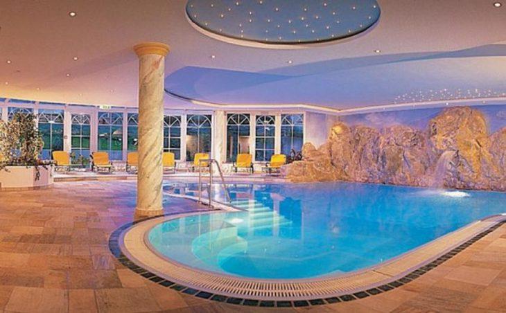 Hotel Alte Post, St. Anton, Indoor swimming pool