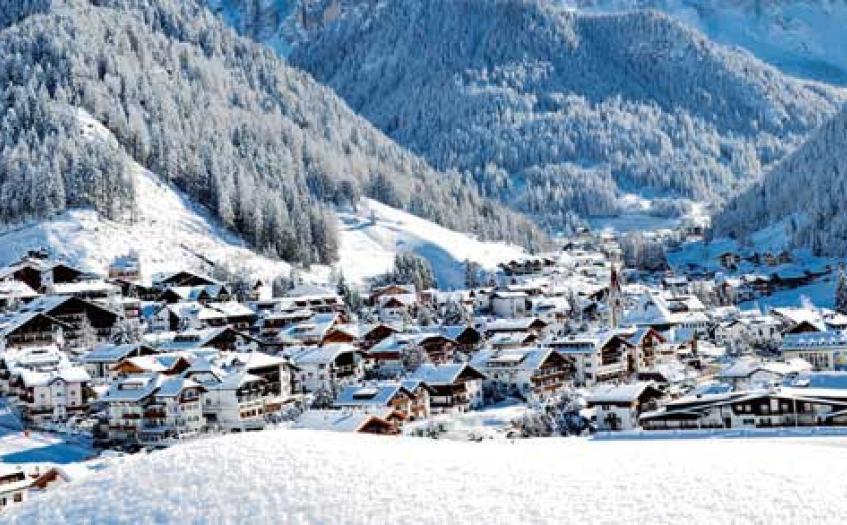 Ski Holidays St Cristina