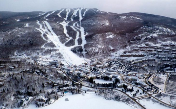 Tremblant in mig images , Canada image 1