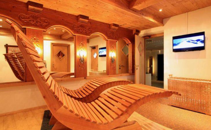 Aktiv Hotel Hochfilzer, Ellmau, Spa