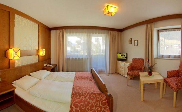 Aktiv Hotel Elan, Oberau, Double Bedroom