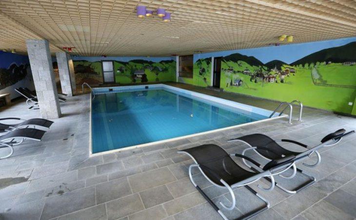 Aktiv Hotel Elan, Oberau, Pool