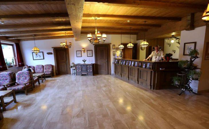 Aktiv Hotel Elan, Oberau, Lounge