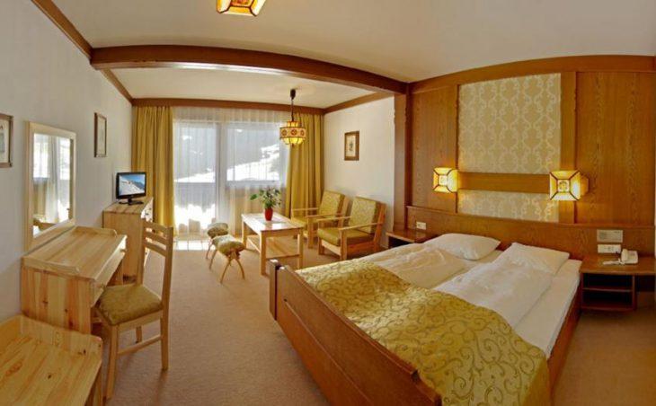 Aktiv Hotel Elan, Oberau, Double Bedroom 2