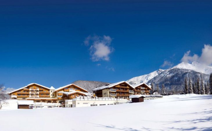 Family & Spa Resort Alpenpark in Seefeld , Austria image 2