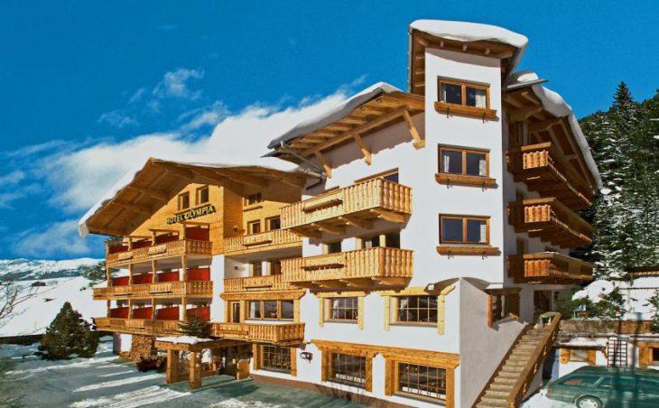 Hotel Olympia in St Anton , Austria image 2