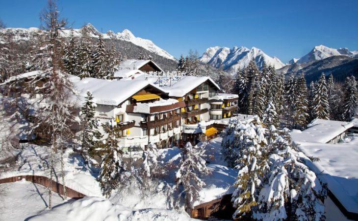 Hotel Larchenhof in Seefeld , Austria image 2
